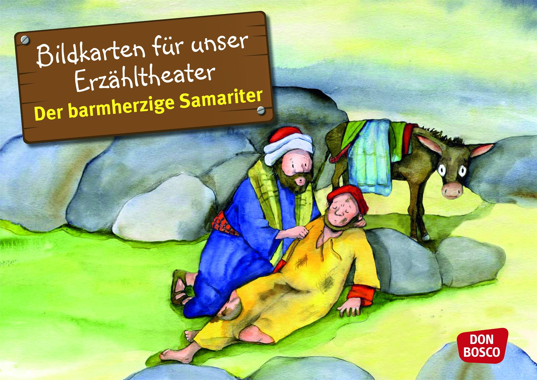 Der barmherzige Samariter | Evangelisations-Zentrum Salzburg