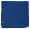 L Baumwolltuch Jeansblau