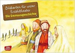 Die Emmausgeschichte – Bildkarten | Evangelisations ...
