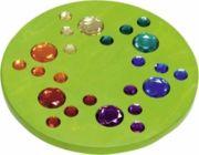 Juwelenkreisel grün