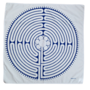 Labyrinth -Tücher