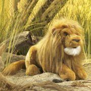 Löwe groß