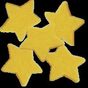 filzsterne-gelb