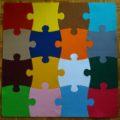 Puzzle 16 teilig
