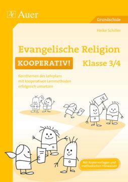 Evangelische Religion kooperativ Klasse 3-4