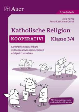 Katholische Religion kooperativ Klasse 3-4