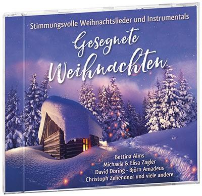 cd gesegnete weihnachten evangelisations zentrum salzburg. Black Bedroom Furniture Sets. Home Design Ideas